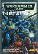 Battle for Macragge The Battle Rages On! Additional Material rulebook (2004 4th edition) A4 paperback